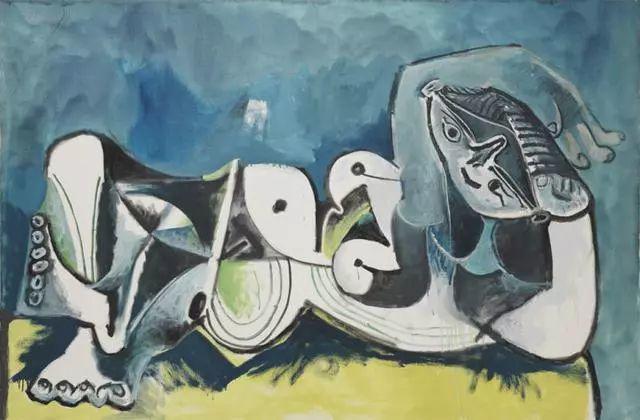 毕加索笔下的抽象爱人插图41