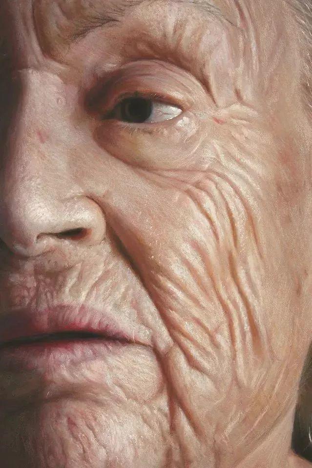 超写实色粉笔画作——Ruben belloso adorna插图19