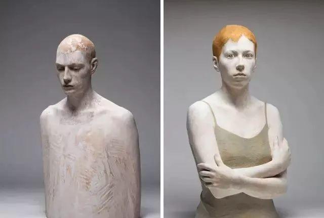 他硬把一桩桩木头弄成人体女神,惊艳世界,首次来中国就轰动美院插图48