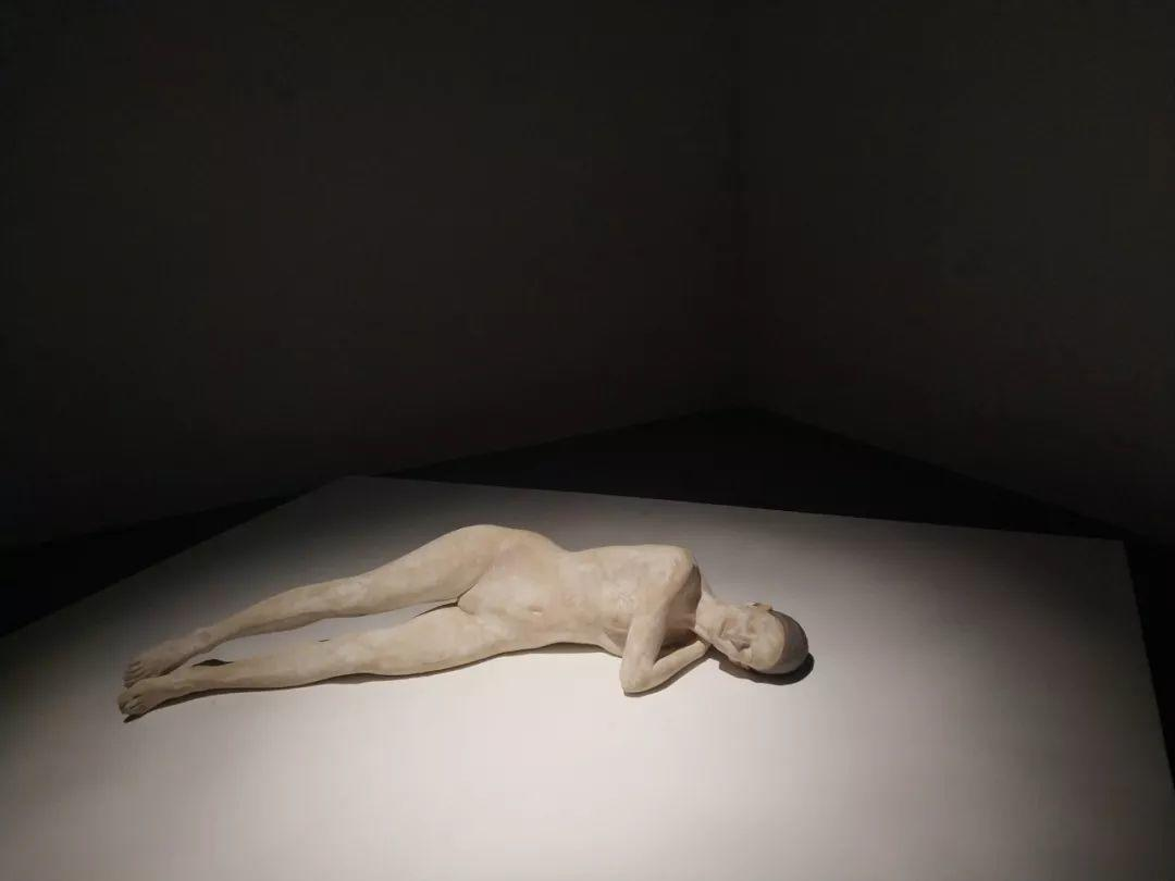 他硬把一桩桩木头弄成人体女神,惊艳世界,首次来中国就轰动美院插图55