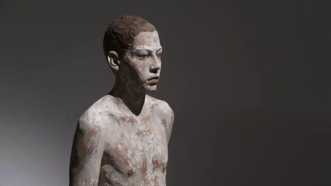 他硬把一桩桩木头弄成人体女神,惊艳世界,首次来中国就轰动美院插图75