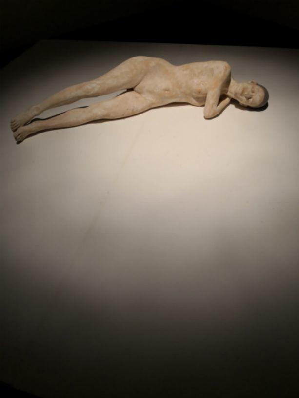他硬把一桩桩木头弄成人体女神,惊艳世界,首次来中国就轰动美院插图89