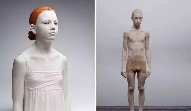 他硬把一桩桩木头弄成人体女神,惊艳世界,首次来中国就轰动美院插图101