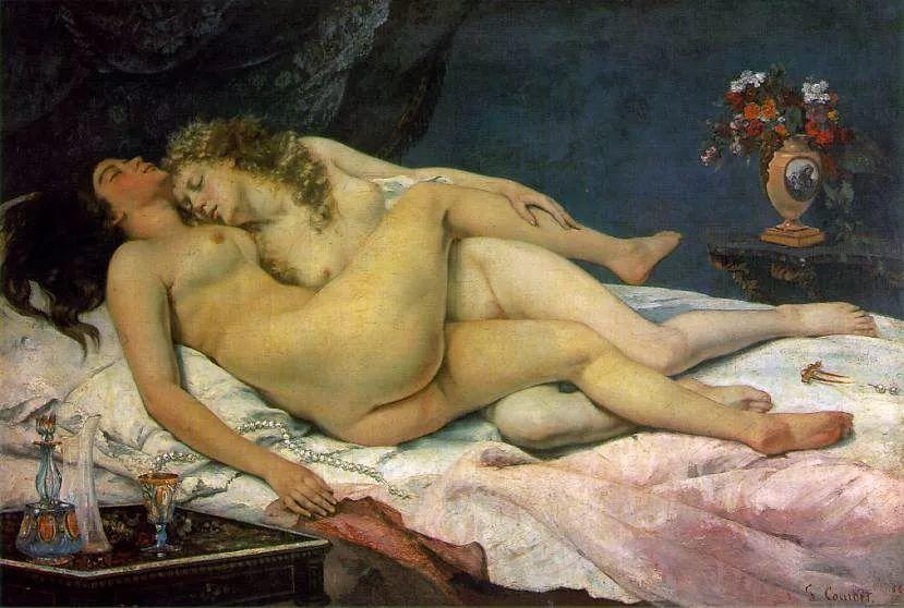 No.45 库尔贝 | 法国现实主义美术运动的代表人物插图21