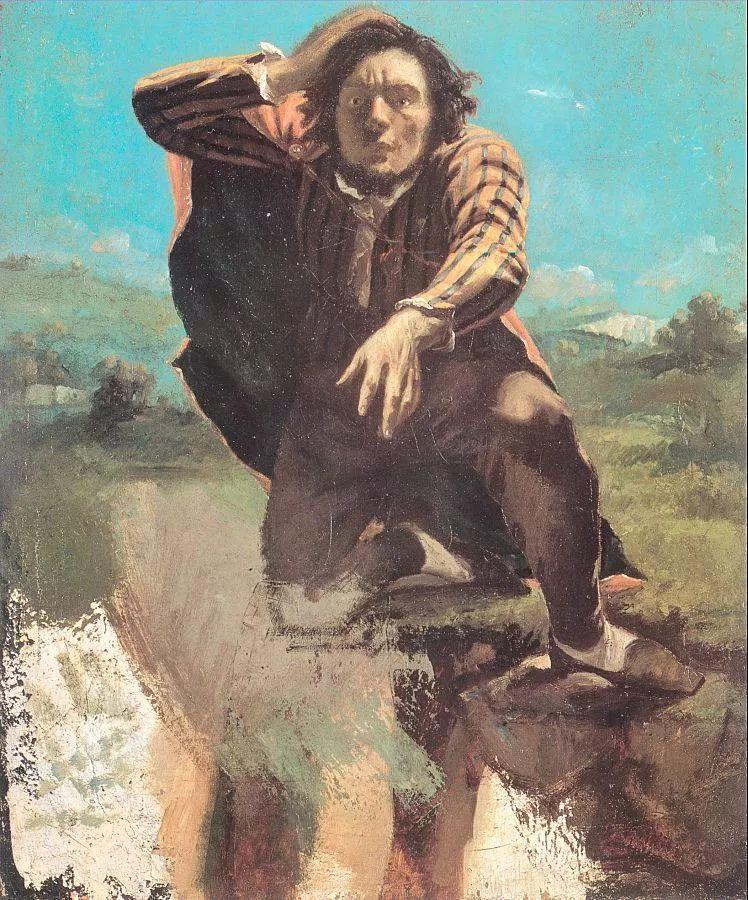 No.45 库尔贝 | 法国现实主义美术运动的代表人物插图23