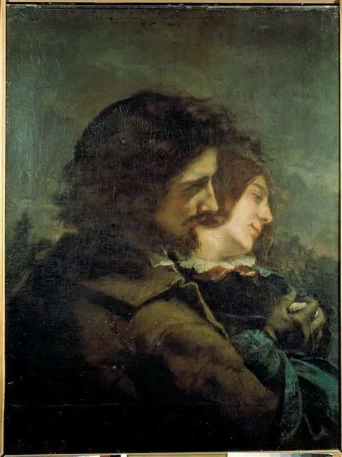 No.45 库尔贝 | 法国现实主义美术运动的代表人物插图55