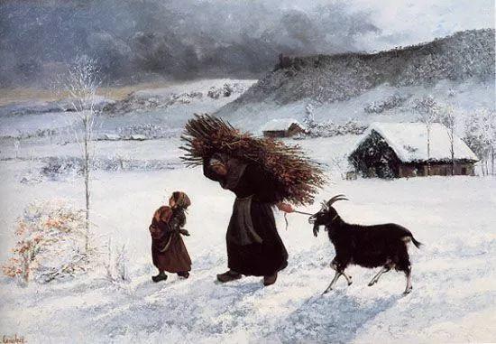 No.45 库尔贝 | 法国现实主义美术运动的代表人物插图173