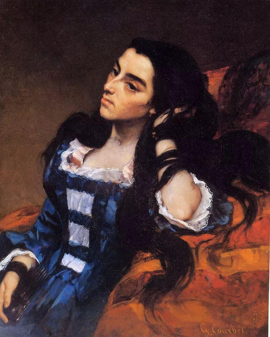 No.45 库尔贝 | 法国现实主义美术运动的代表人物插图175