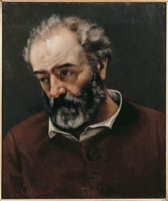 No.45 库尔贝 | 法国现实主义美术运动的代表人物插图185