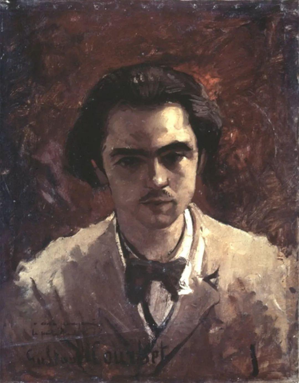 No.45 库尔贝 | 法国现实主义美术运动的代表人物插图189