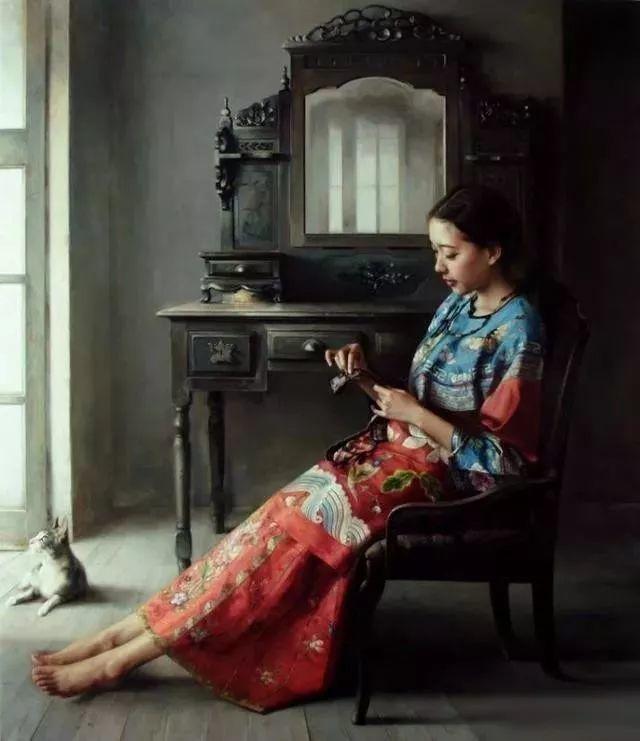高雅的单纯与静穆的伟大——赵开霖插图25