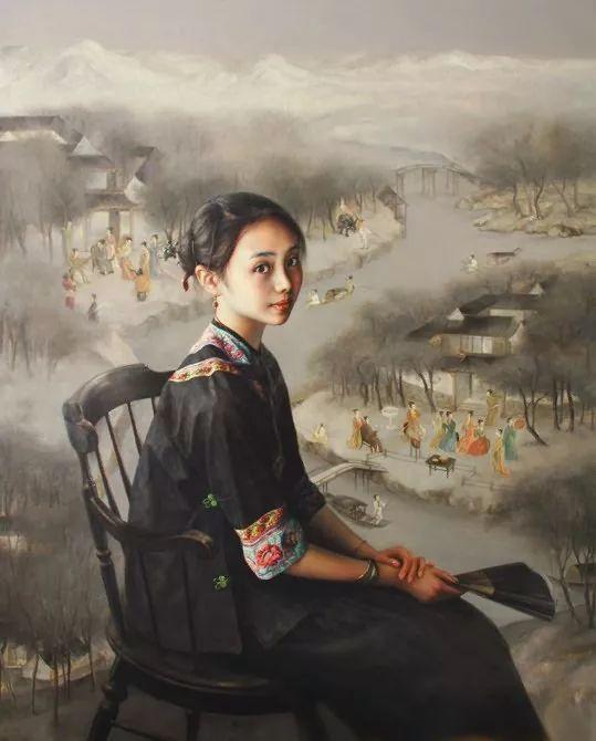 高雅的单纯与静穆的伟大——赵开霖插图83