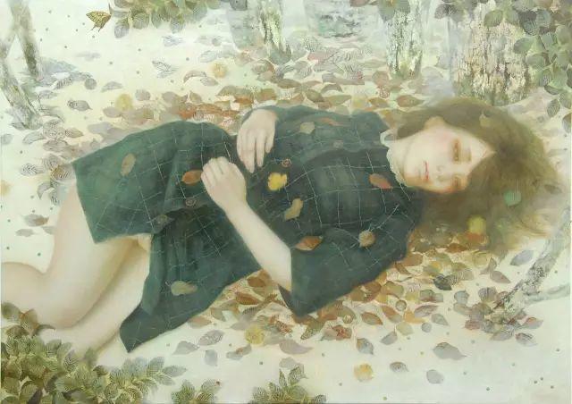 柔和的色彩让人感到真实却又恍然如梦插图111