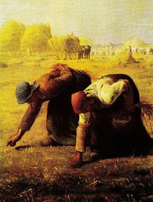 No.44 米勒   19世纪法国最伟大的田园画家插图5