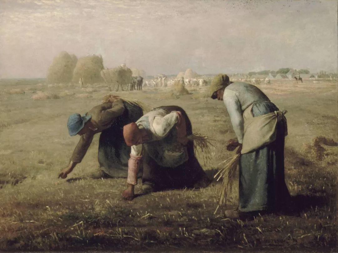 No.44 米勒   19世纪法国最伟大的田园画家插图7