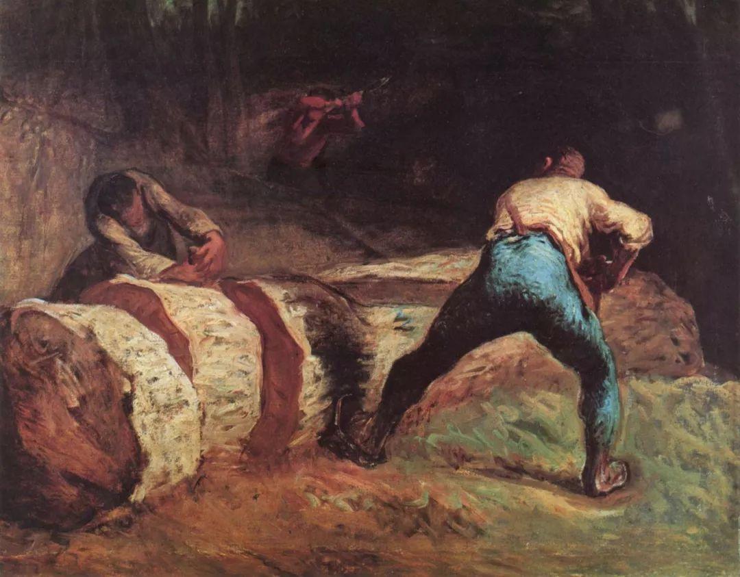 No.44 米勒   19世纪法国最伟大的田园画家插图9