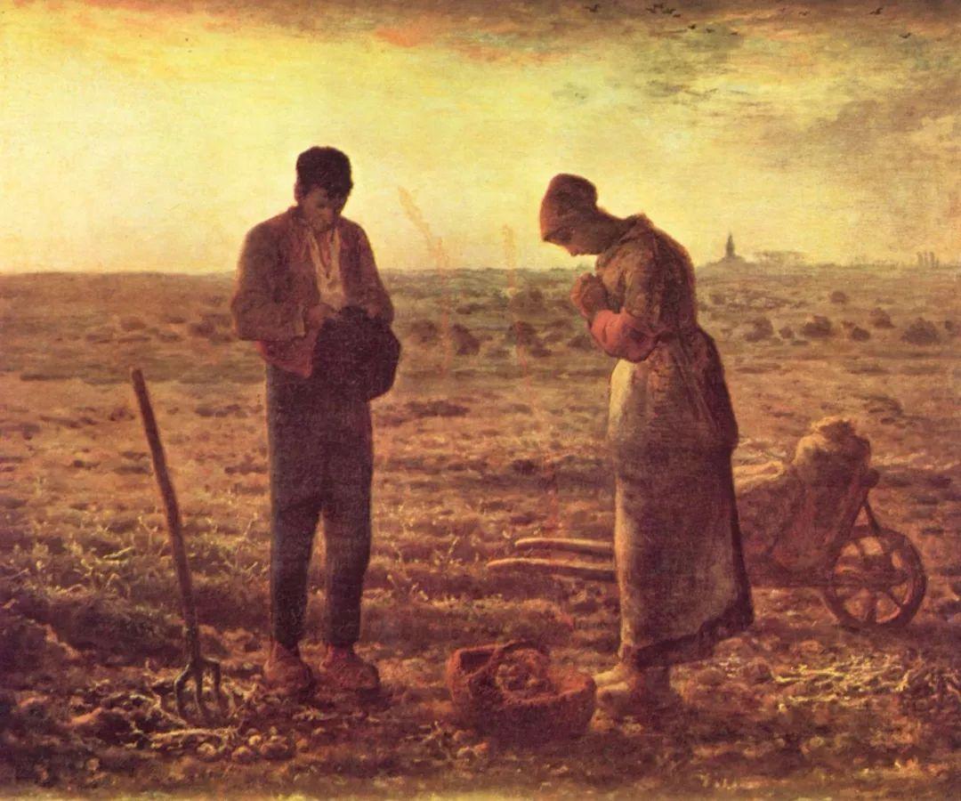 No.44 米勒   19世纪法国最伟大的田园画家插图15