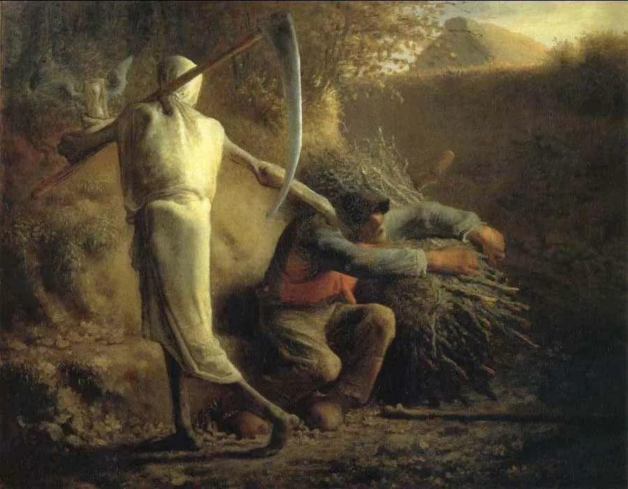 No.44 米勒   19世纪法国最伟大的田园画家插图17