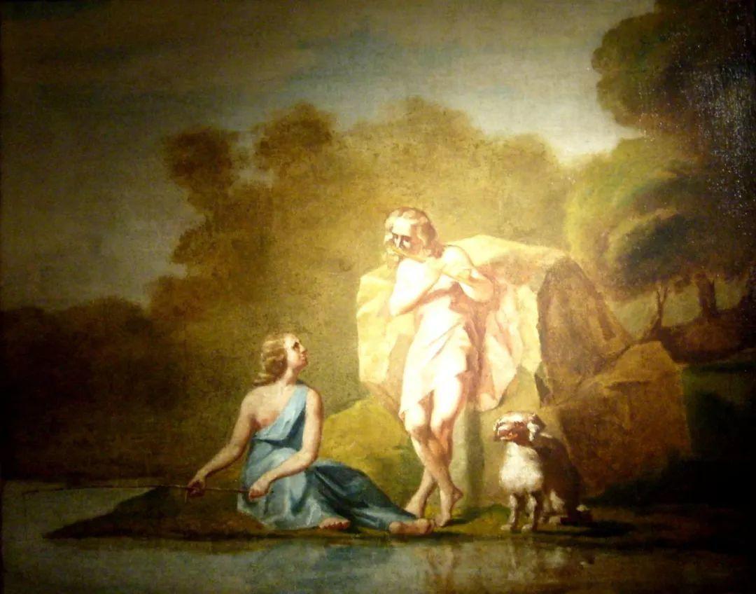 No.44 米勒   19世纪法国最伟大的田园画家插图35