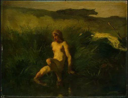 No.44 米勒   19世纪法国最伟大的田园画家插图41