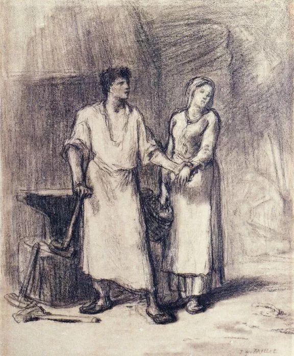 No.44 米勒   19世纪法国最伟大的田园画家插图43