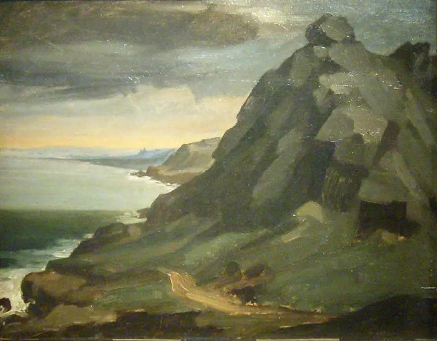 No.44 米勒   19世纪法国最伟大的田园画家插图45