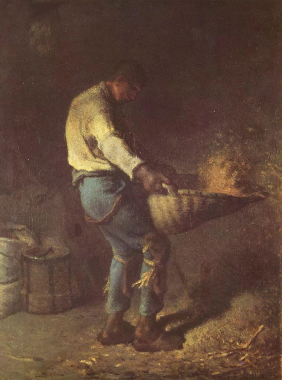 No.44 米勒   19世纪法国最伟大的田园画家插图47