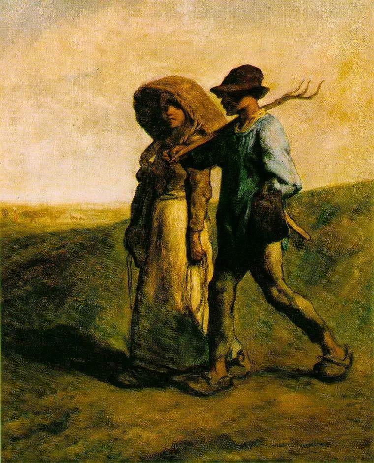 No.44 米勒   19世纪法国最伟大的田园画家插图51