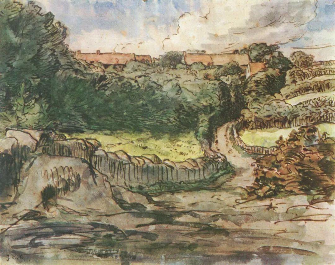 No.44 米勒   19世纪法国最伟大的田园画家插图53