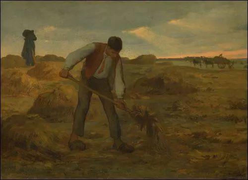 No.44 米勒   19世纪法国最伟大的田园画家插图61