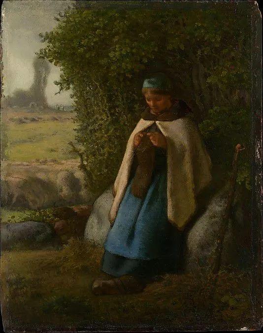 No.44 米勒   19世纪法国最伟大的田园画家插图67