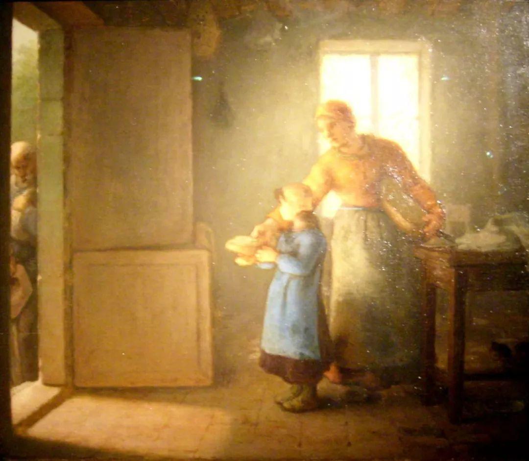 No.44 米勒   19世纪法国最伟大的田园画家插图75