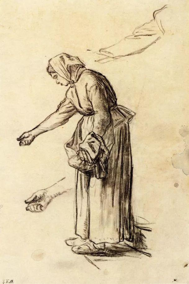 No.44 米勒   19世纪法国最伟大的田园画家插图77
