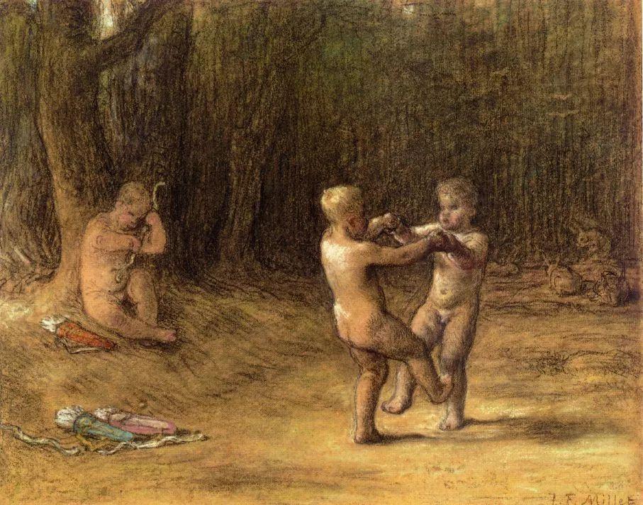No.44 米勒   19世纪法国最伟大的田园画家插图79