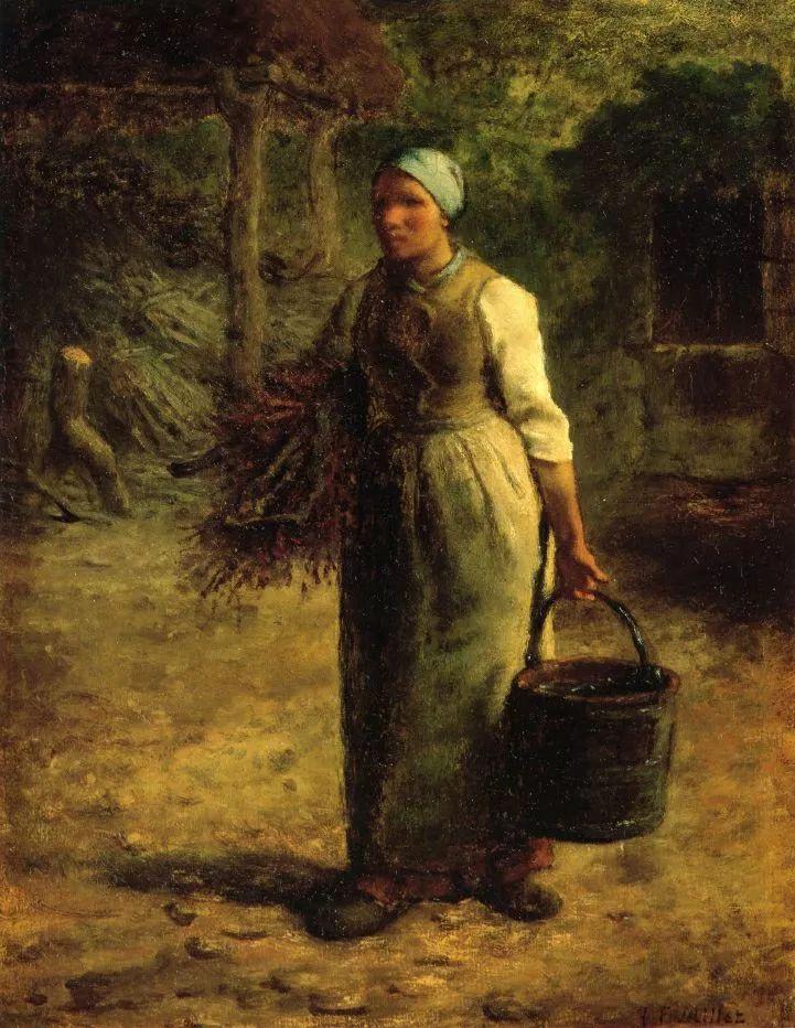 No.44 米勒   19世纪法国最伟大的田园画家插图81