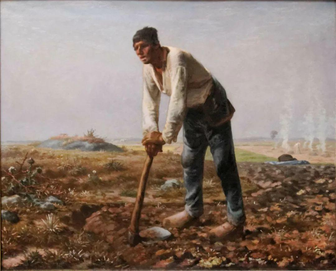 No.44 米勒   19世纪法国最伟大的田园画家插图89