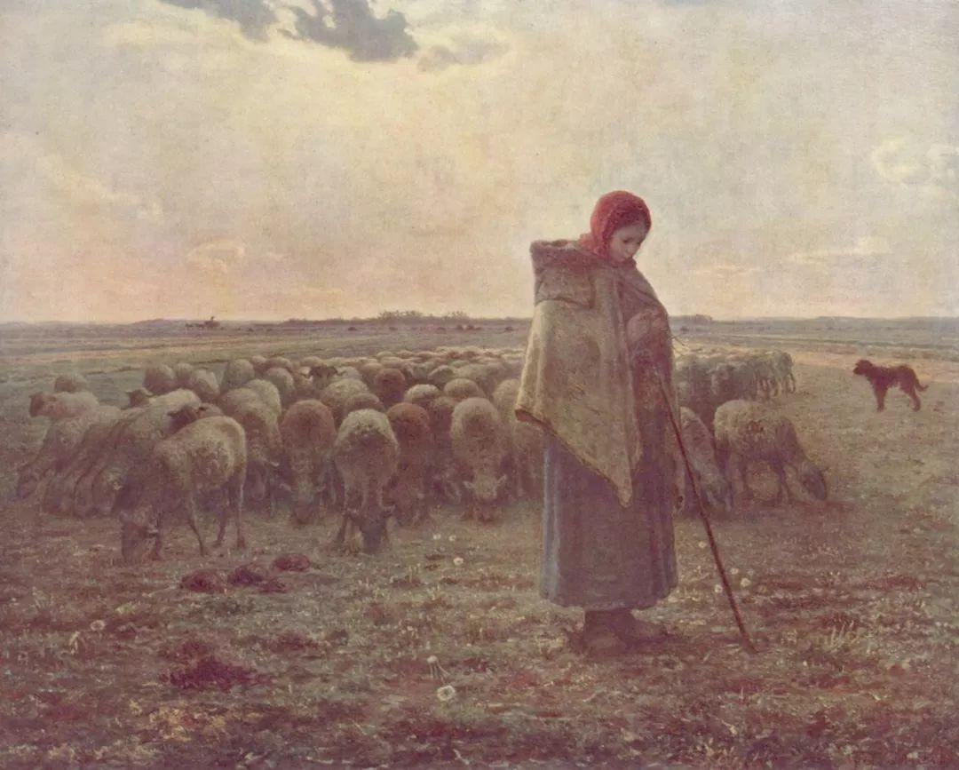 No.44 米勒   19世纪法国最伟大的田园画家插图93