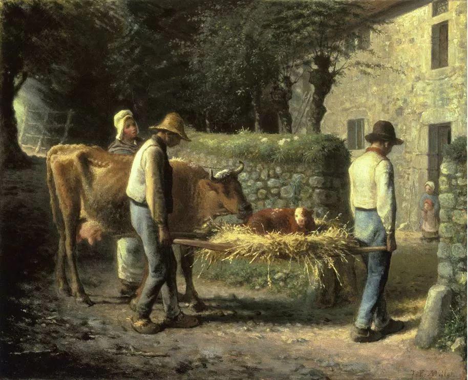 No.44 米勒   19世纪法国最伟大的田园画家插图95