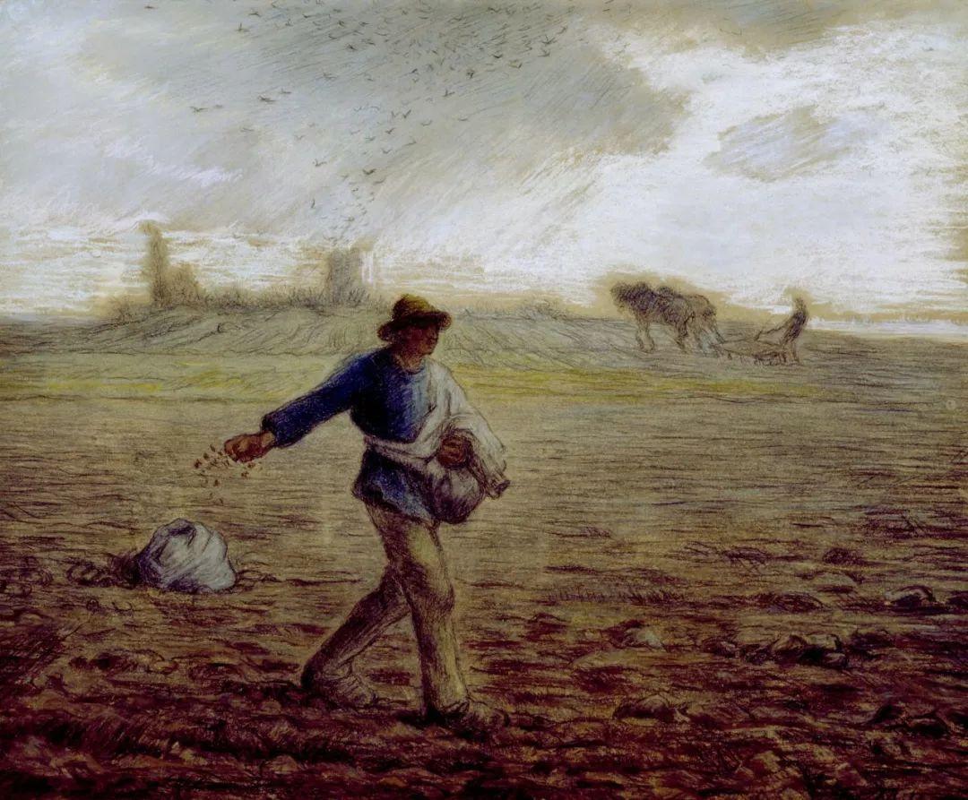 No.44 米勒   19世纪法国最伟大的田园画家插图97