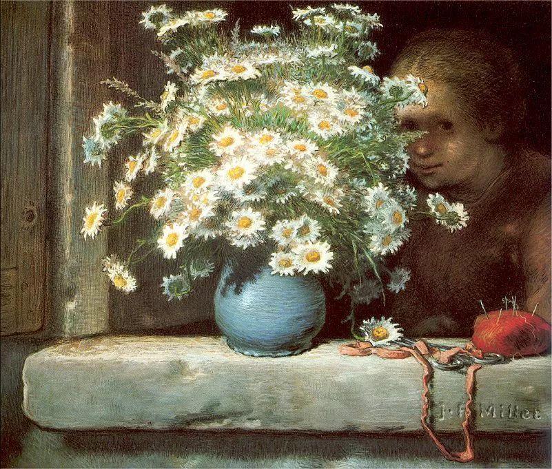 No.44 米勒   19世纪法国最伟大的田园画家插图101