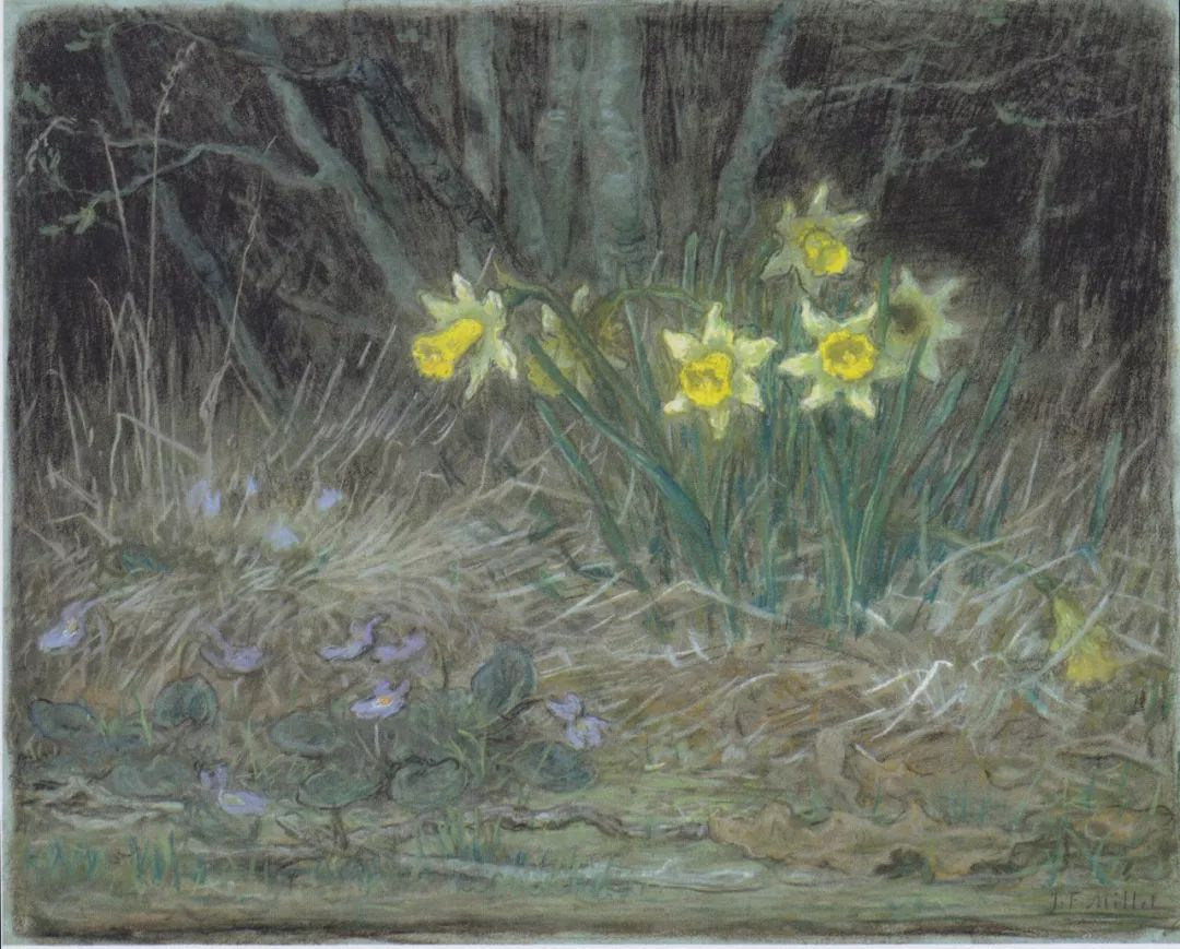 No.44 米勒   19世纪法国最伟大的田园画家插图107