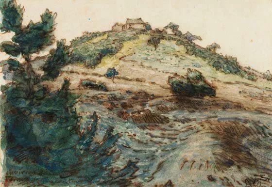 No.44 米勒   19世纪法国最伟大的田园画家插图109