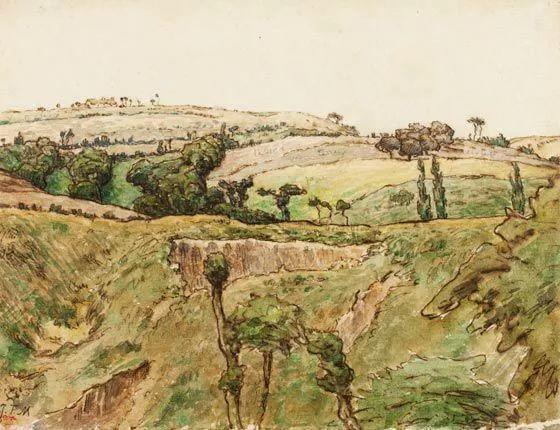No.44 米勒   19世纪法国最伟大的田园画家插图111