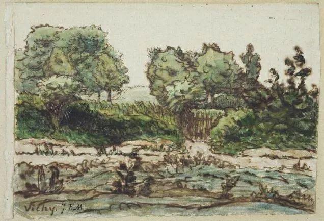 No.44 米勒   19世纪法国最伟大的田园画家插图117