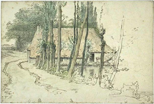 No.44 米勒   19世纪法国最伟大的田园画家插图119
