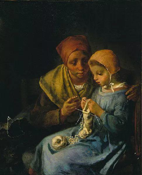 No.44 米勒   19世纪法国最伟大的田园画家插图123