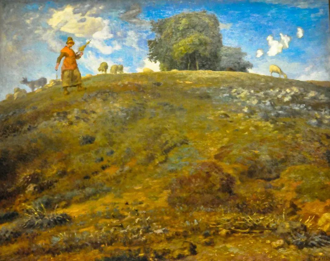 No.44 米勒   19世纪法国最伟大的田园画家插图125