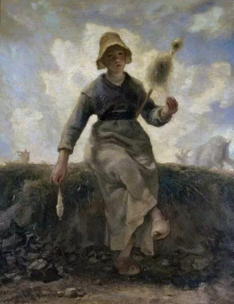 No.44 米勒   19世纪法国最伟大的田园画家插图127