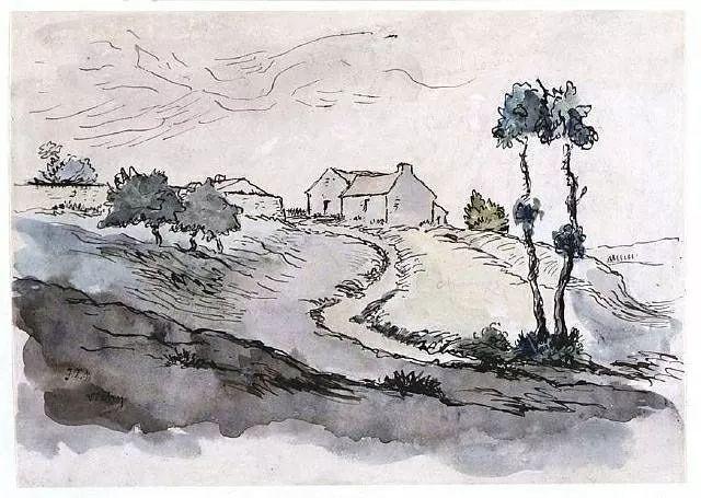 No.44 米勒   19世纪法国最伟大的田园画家插图133