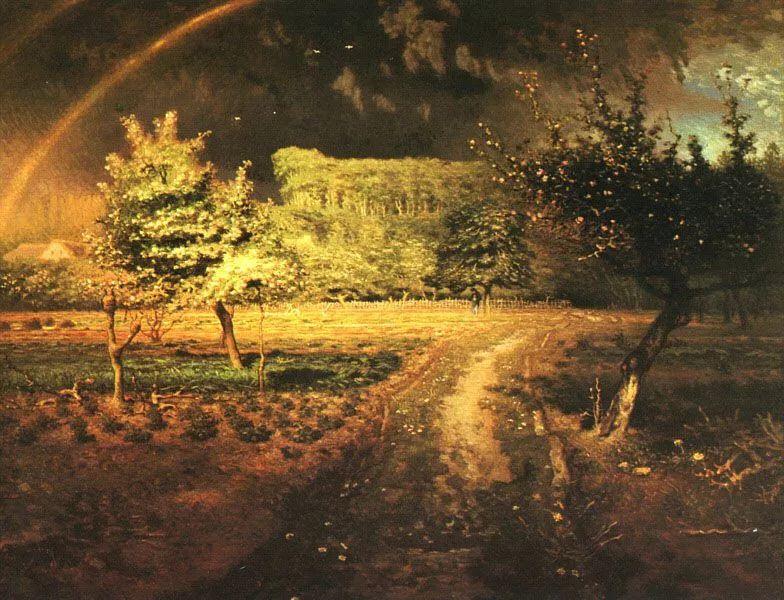 No.44 米勒   19世纪法国最伟大的田园画家插图137